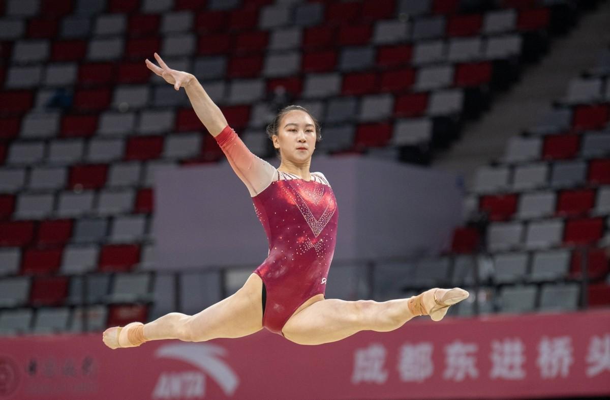 2大世界冠军告别+5位名将退役!全运会后,中国体操迎来集体告别#金猫榜#