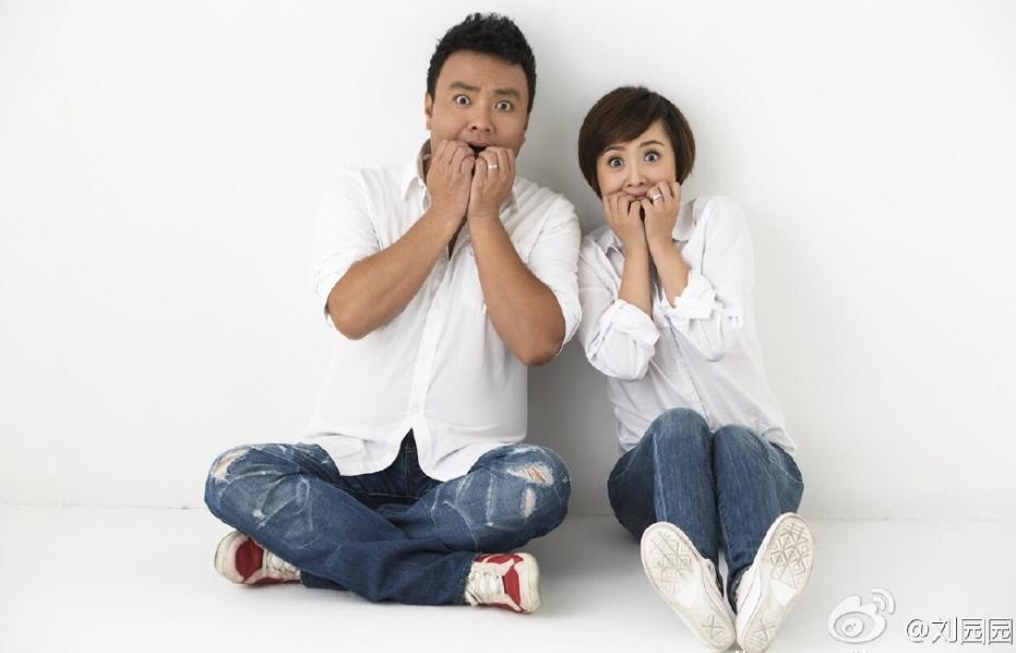"""第一次""""亲密接触""""后,嫁大12岁央视名嘴沙桐,刘园园为爱有多勇"""