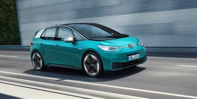 大众汽车第三季度电动汽车交付量比去年翻一番,ID.4销量领先