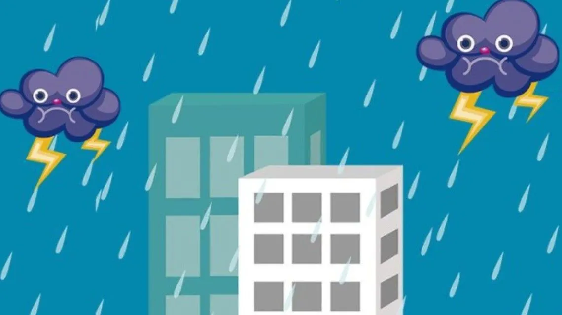 北方持续性强降雨来袭 出游需防范