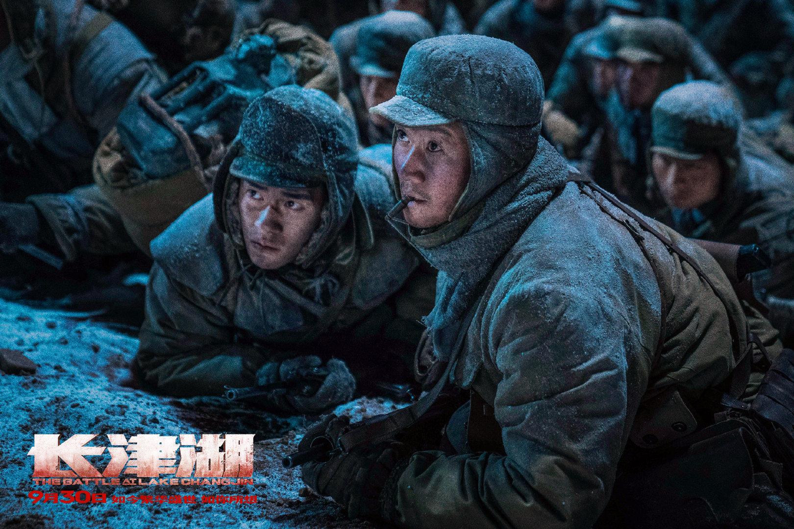 《长津湖》票房超《哪吒》时有谁注意饺子导演祝福?熟悉的仪式感