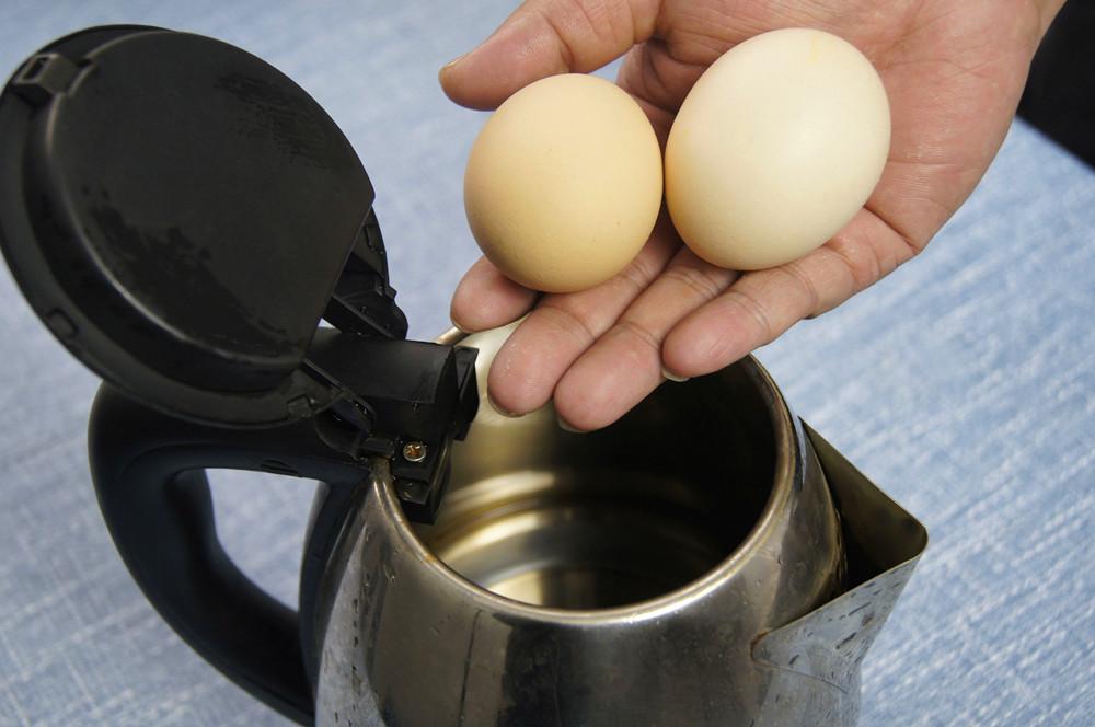 才知道,把2个鸡蛋放电水壶中,作用太神奇了,家家户户都需要