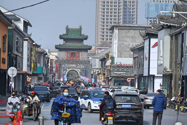 河南了不起的古城,游客不多却是七朝古都,藏着中国少有的伞状古塔
