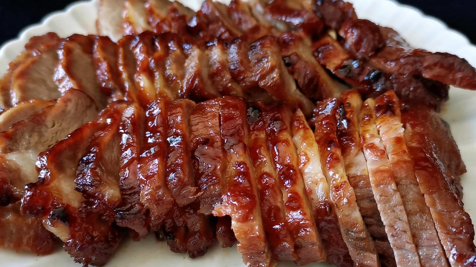 这才是猪肉最好吃的做法,上桌就是大硬菜,又香又嫩,真解馋