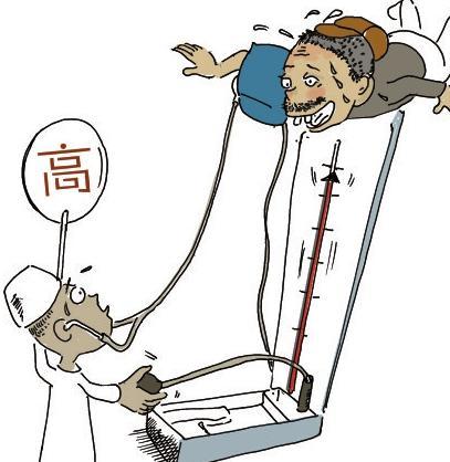 """高血压的天然""""降压药"""",坚持""""四步走"""",比吃药还管用-今日新鲜事"""