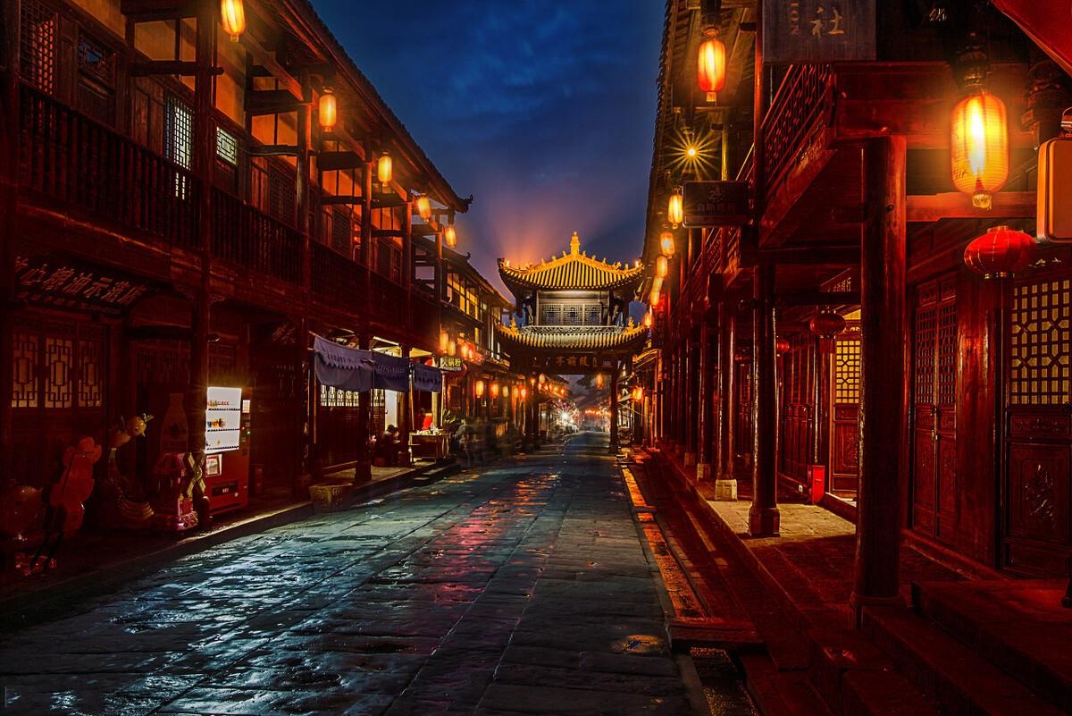 #金猫榜#8个景美幽静的冷门古城,你更pick哪个?