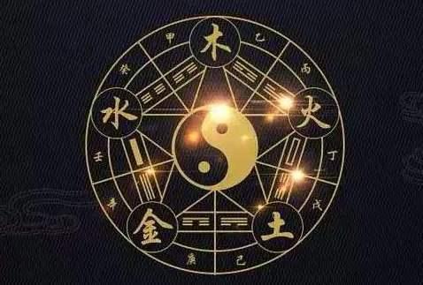 """中国人的传统思想中,""""阴阳""""和""""五行"""""""