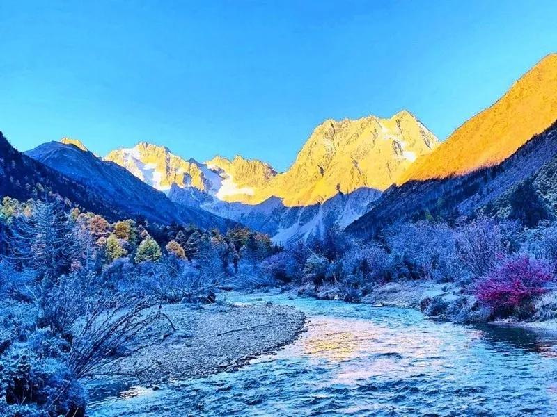 秋天里的童话世界,美得让你屏住呼吸!
