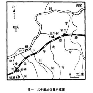 陕西临潼零口北牛遗址发掘简报