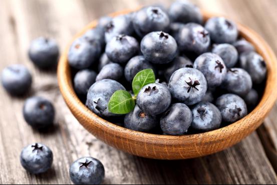 吃蓝莓有什么好处呢?