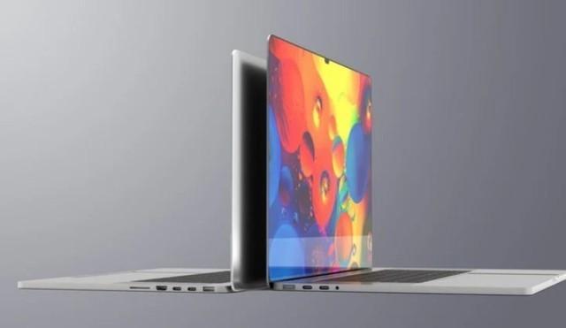 笔记本也要上刘海了?新款MacBook Pro曝光