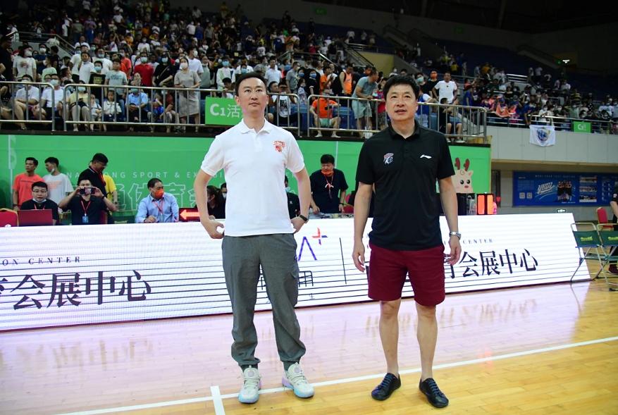 中国男篮新星首秀表现出色!带队大胜上海 或改变CBA格局