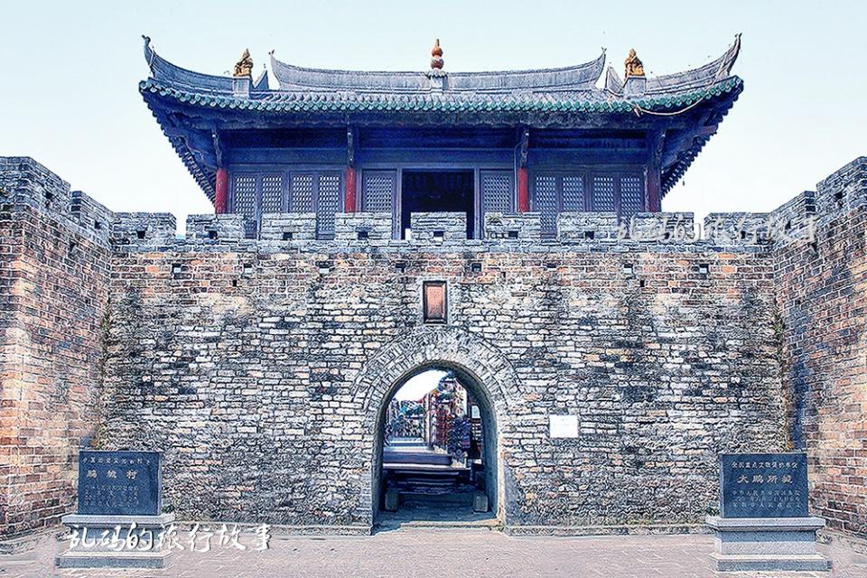 """#金猫榜#深圳这座古城 是全国最完整明清海防要塞 被誉为""""深圳八景""""之首"""