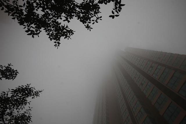 阴雨再次上线!海南多地发布大雾预警→