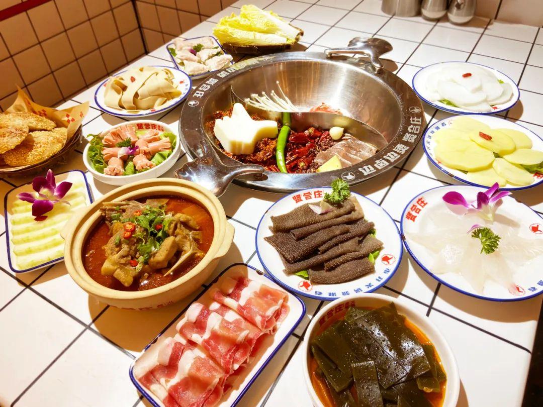 """吃完贤合庄后,我终于知道""""南北方火锅"""",有何不同之处了#金猫榜#"""