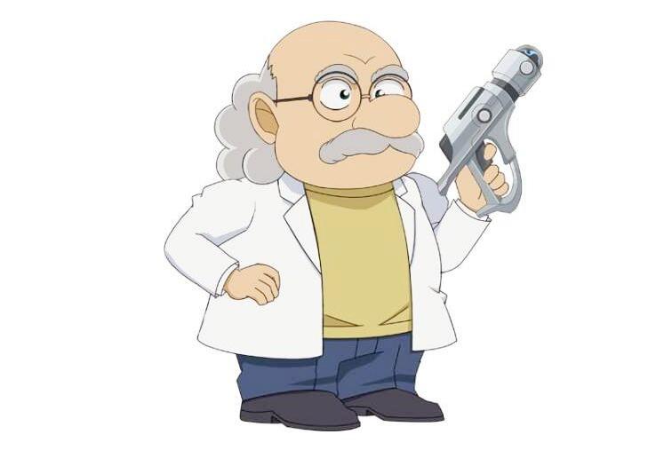 作为柯南的左膀右臂,慷慨的科学家,阿笠博士的财力支撑来自哪里