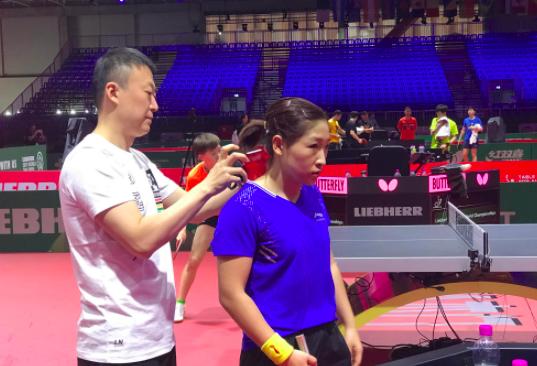 刘诗雯暗示最后一次参加世乒赛,刘国梁做顺水人情,女乒新老交替