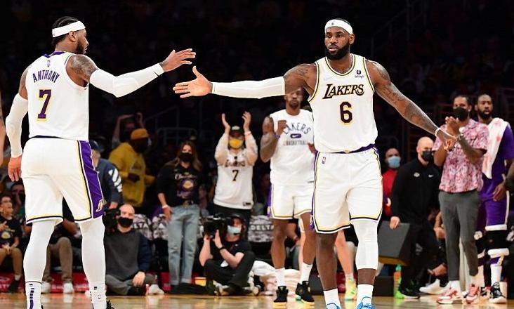 NBA最新排名!勇士3连胜登顶西部,篮网再败,湖人迎赛季首胜