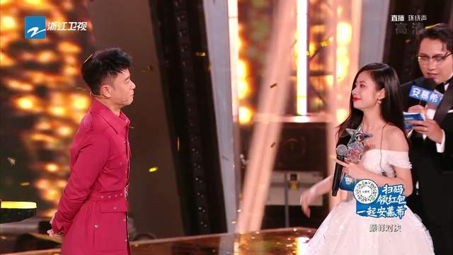 #金猫榜#《中国好声音2021》伍珂玥夺冠,李克勤成本季冠军导师,实至名归