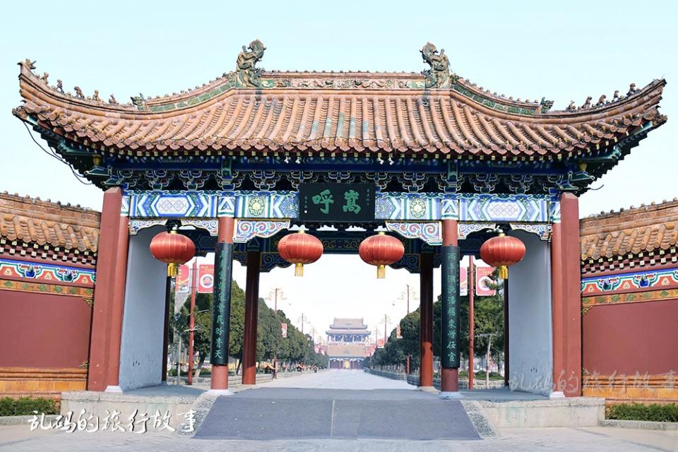 """#金猫榜#河南这个公园 曾做过北宋皇城 罕见""""宫摞宫""""奇观全世界仅此一处"""