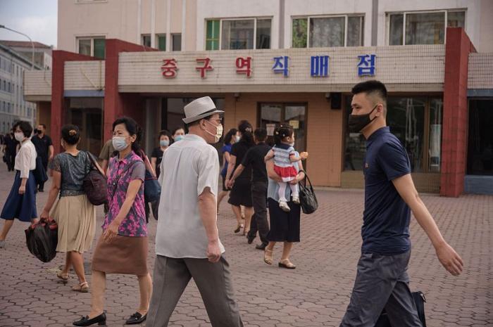 #金猫榜#一名兼职朝鲜女导游的日常