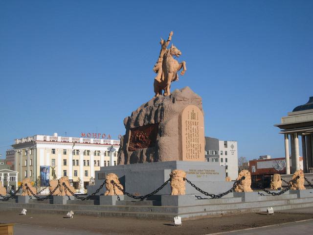 """""""乌兰巴托""""现状,带你看看一个真实的外蒙古"""